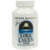 Source Naturals Coral Calcium Powder