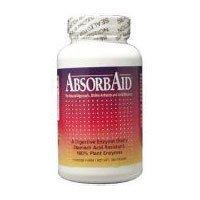 Absorbaid Digestive Enzyme Powder 100 gr ( Multi-Pack) by AbsorbAid