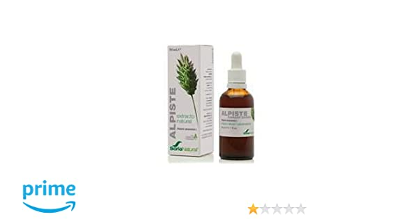 Soria Natural Extracto Alpiste - 50 ml