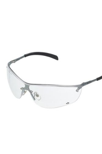 8c8b64bd1dc1 Bolle Silium Clear Lens Safety Spectacles S0965  Amazon.co.uk  Kitchen    Home