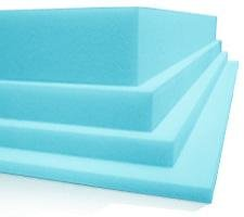 Plancha de espuma estándar media (1cm)