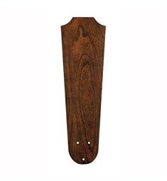 Kichler  371202 Hand-Carved Solid Wood 52-Inch 5-Blade Set, Walnut Finish ()