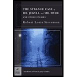 Strange Case of Dr Jekyll & Mr Hyde & Other Stories (Trade) (03) by Stevenson, Robert Louis [Paperback (2004)]