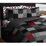 American Original Geo Blocks Bed in a Bag Bedding Comforter