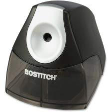 (BOSEPS4BLK - Stanley bostitch Bostitch Compact Electric Pencil Sharpener)