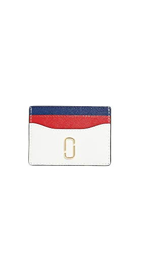 Marc Jacobs Women's Snapshot Card Case, Coconut Multi, One Size