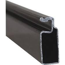 4 Pack - Window Screen Kit w/Aluminum Frame, Corners, Spline, Springs, Pull Tabs, and Screen Mesh (Bronze)