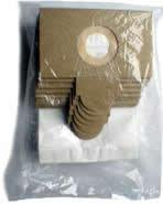 Clarke Vacuum Bags - Clarke 50721B Vacuum Bags Pack Of 10 Aftermarket