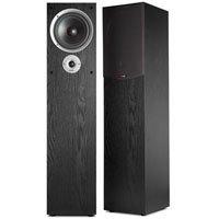 Polk Audio R300 Black Two-Way Floor-Standing Loudspeaker - Loudspeaker Single Standing Floor