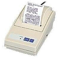Citizen America 910II-24PF120-B CBM-910II Dot-Impact PRINTER, Palm-Sized, 58 mm Print width, 2.5 Lines/second, 24 Column, Parallel, PE Sensor, Ivory