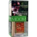 MOOM Organic & 100% Natural Hair Removal MOOM with Tea Tree (Classic) Kit - Kits - 3PC