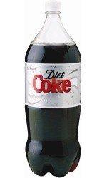 Diet Coke 2 Liter Bottle Diet Coca Cola