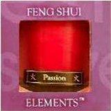 Feng Shui Candle Jar - Aloha Bay Candle-Jar-Feng Shui-Fire-Passion 2.5 oz Candle