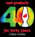 Lava Lamp Original Brand 20 oz - Yellow Wax with Purple Liquid by Original Brand Lava Lamp (Image #3)