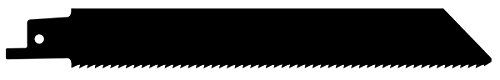 ol 7810 Carbon Alloy Steel Reciprocating Saw Blade, 6-Inch ()