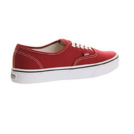 Authentic mixte Baskets Rouge K mode Vans enfant 45aZwnq