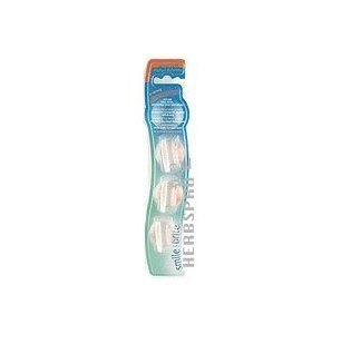 Smile Brite Toothbrushes V-Wave Replacement Head 3 Extra ...
