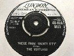 theme from silver city 45 rpm single