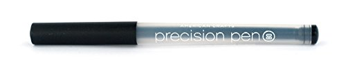 American Crafts Precision Pen .08 Point Open Stock, Black American Crafts Precision Pen