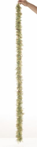 California Costumes Girl's Seaweed Boa, Green, One Size Costume Accessory