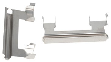 Original Equipment Front Disc Brake Pad Retaining Clip Kit with Clips ()