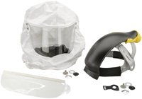 North+ Primair Fm 300 Series Powered Air Purifying Respirator With 3-C Headgear And Hood Per Ea PA301