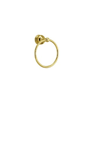 brass towel ring - 8