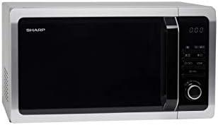Sharp R743S Encimera, 900 W, 25 litros, Acero Inoxidable, Plata ...