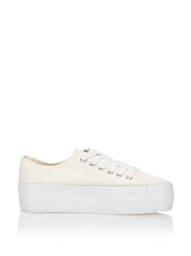 Plataforma Zapatillas Blanco 39 Eu Sixtyseven Up5zxqwz