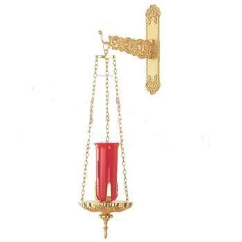 Hangingサンクチュアリランプ Style: Without Bracket 61HSL93-A Style: Without Bracket  B015WINOU2