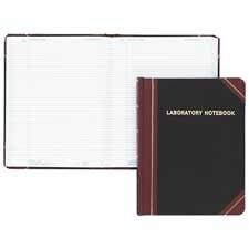 Esselte Laboratory Record (Esselte Laboratory Record Notebook)