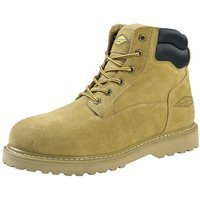 Diamondback Leather (DiamondBack WSST-9 Work Boots Steel Toe Extra Wide44; 9)