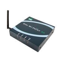 Digi - Wi-Point 3G Router - 1 x 10/100Base-TX LAN - 1 x PC Card - IEEE 802.11b/g - 54Mbps by Digi