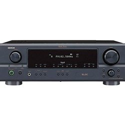 Denon DRA-397 AM/FM Multi Source/Zone Stereo Receiver w/ 80X2 Audiophile Power (Discontinued by Manufacturer) (Dra Denon)