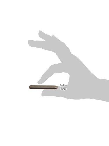 TORX Key with holding function TX 27 x 112mm L-key Wera Tools 05024166001 Pack of 5 Wera TORX HF 967 L HF TORX L-key BlackLaser