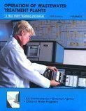 Operation of Wastewater Treatment Plants, Kerri, Kenneth D., 1884701337