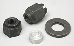 Great Planes Spinner Adapter Kit for O.S. FS26-52 (Planes Spinner Great)
