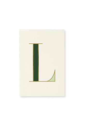 Kate Spade New York Initial Notepad (L)
