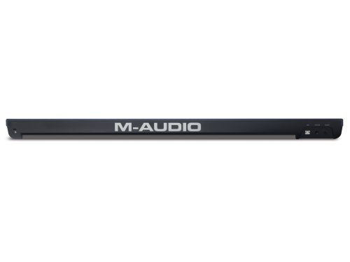 M-Audio Keystation 49 II | 49-Key USB MIDI Keyboard Controller with Pitch-Bend & Modulation Wheels - Image 1