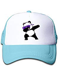 Aiw Wfdnn Funny Dabbing Panda Boy Cool Adjustable Baseball Hats
