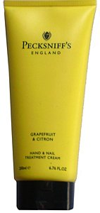 - Pecksniffs Grapefruit & Citron Hand & Nail Treatment Cream 6.76 Fl.Oz. From England