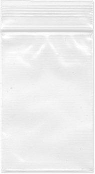 Plymor 2'' x 3'', 4 Mil (Pack of 500) Heavy Duty Plastic Reclosable Zipper Bags by Plymor