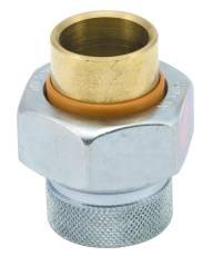Premier Wilkins Dielectric Union Pipe Fitting For High Te...