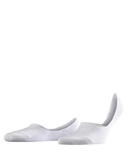 - Falke Men's Cotton Step Sock, White, 41-42
