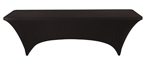 Iceberg ICE16511 Stretch Fabric Table Cloth Cover