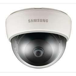 Samsung 1.3 Mp HD Network Day/Night Dome Camera (Ivory) SND-5011