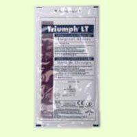 Medline MDS108060LT Triumph LT Sterile Powder-Free Latex Surgical Glove, Size 6, White (Pack of 200)