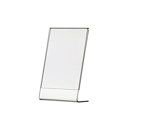 Marketing Holders Counter Literature Display Flyer Ad Menu Frame Signage Display Holder 3 Pack 4