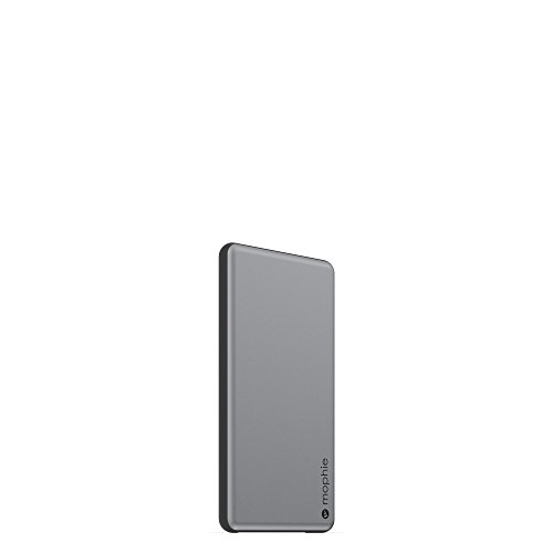 Mophie powerstation Plus Mini - External Battery with Built in cables for Smartphones - Space Gray