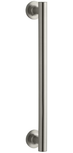 (KOHLER K-705767-NX Purist 14-Inch Pivot Handle, Brushed Nickel)